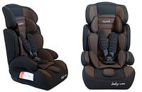 Автокресло Baby-Coo PRINCE 9-36 кг, коричневое