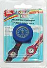 Часы кварцевые Loomie Time с одной Синей оправой Rainbow Loom 7867, фото 2