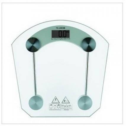 Весы напольные квадратные TyT
