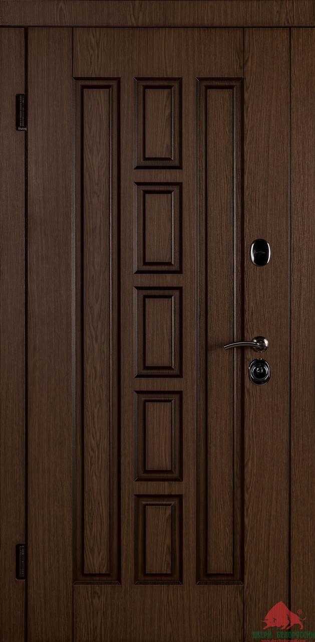 Дверь входная Двери Белоруссии Квадро-В