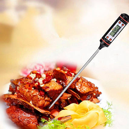 Термометр кухонный кулинарный со щупом TyT