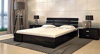 Кровать из массива дуба Комфорт-9. Кровати из натурального дерева. Кровати от производителя