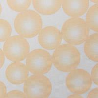 Рулонные шторы Ткань Баблс Персик