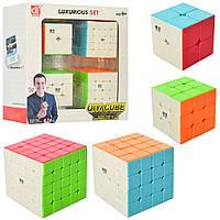 Набор Кубиков Рубика (2х2-5х5) QiYi MofangGe (EQY526)