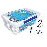 Демонстраційний набір Vladi Toys цифр та математичних знаків (VT5555-02)