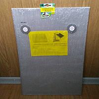 Универсальный алюминиевый жироулавливающий фильтр сетка для кухонных вытяжек 300х400