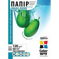 Бумага ColorWay A4 (PMS1208050A4)