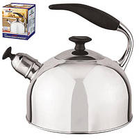 Чайник металлический капсульное дно 2,5 л (MH-2058)