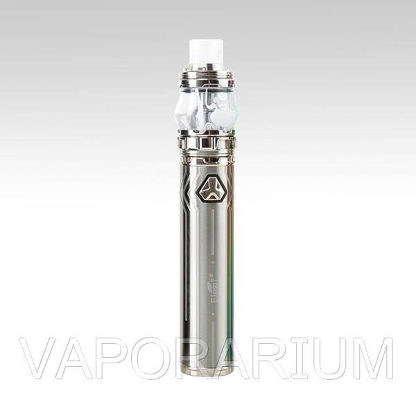 Eleaf iJust 21700 with ELLO Duro 5.5 ml Silver
