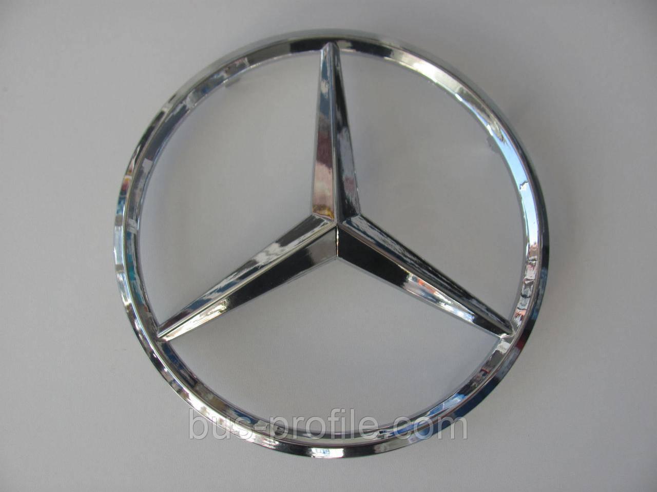 Знак (звезда) решетки радиатора, Sprinter CDI -06  — TURK — 9018170816