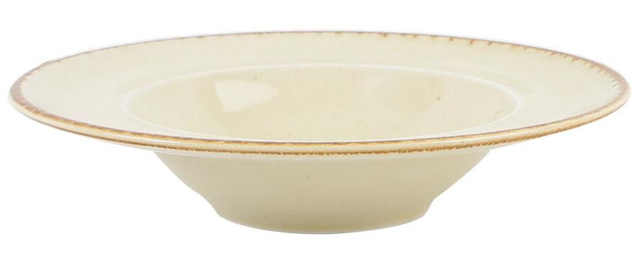 Тарелка для пасты - 31 см, Желтая (Porland) Seasons Yellow
