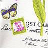 Подушка для стільця декоративна Іспанія Emilia Arredamento Музичні нотки 40х40 см, фото 3