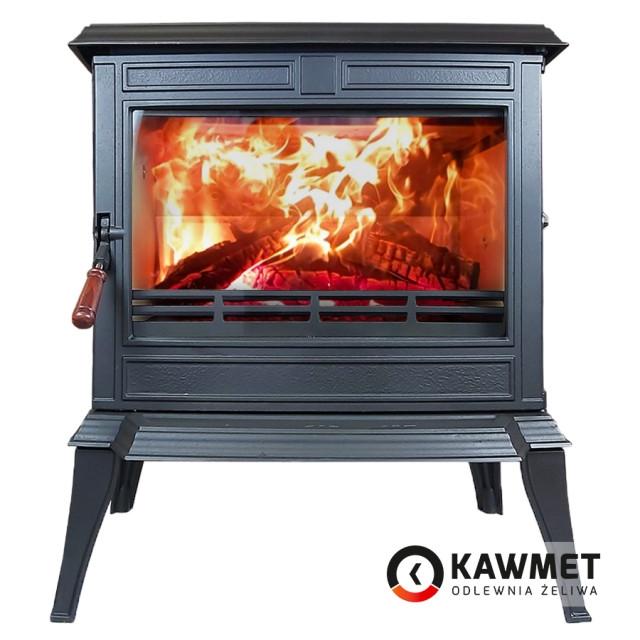 Чавунна піч KAWMET Premium S12 (12,3 kW)