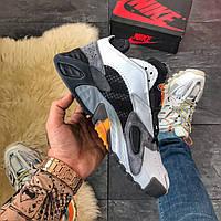 Мужские кроссовки Адидас / Adidas Streetball Black Grey