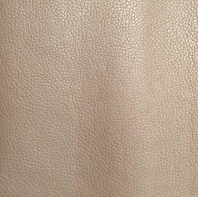 Кожзаменитель для мебели Мадрас с перламутровым оттенком бежевого цвета