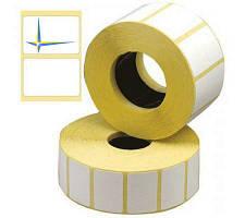 Термоэтикетка 40х25мм для термопринтера этикеток