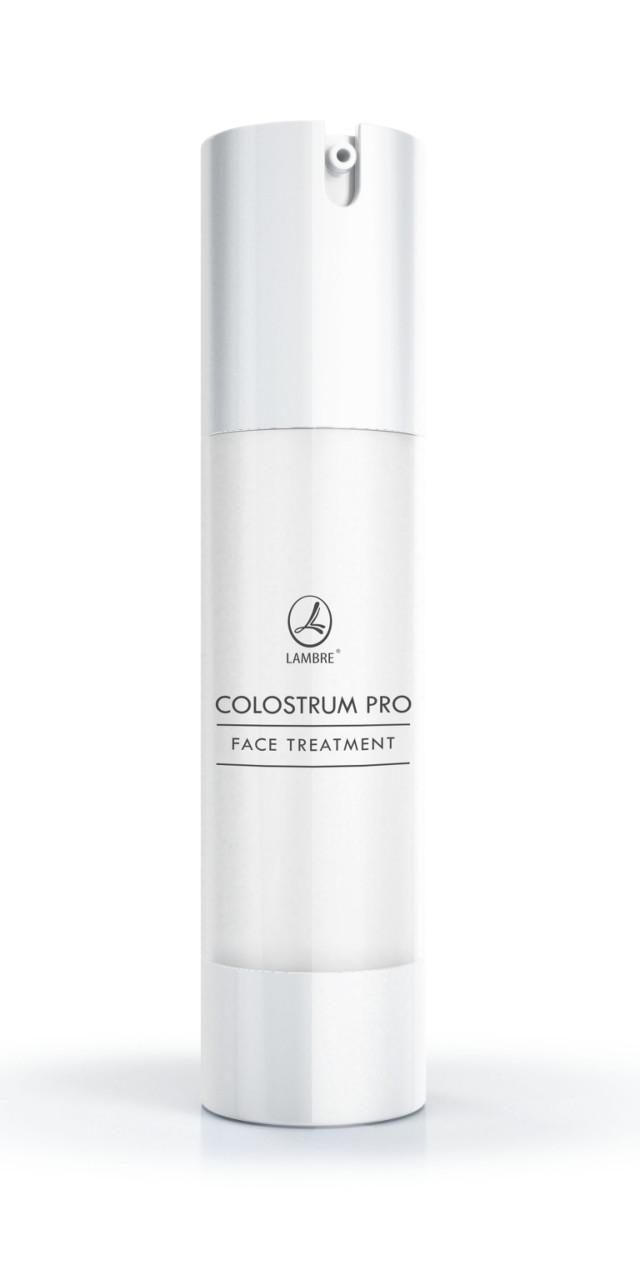 Крем для лица с молозивом, стимулирующий регенерацию тканей COLOSTRUM PRO FACE Treatment 50 ml