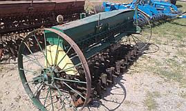 Сівалка зернова анкерна 2,5 м, б/в, Польща, фото 2
