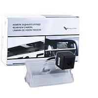 Штатная камера заднего вида Falcon SC56-HCCD. LandRover III 2002-2012/Sport 2005-2012/Discovery III 2004-2009