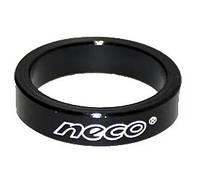 """Проставочное кольцо NECO, под вынос руля, 1-1/8"""" 5 мм"""