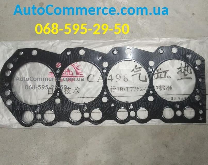 Прокладка головки блока цилиндров ГБЦ FAW 1051, Фав 1051(метал)
