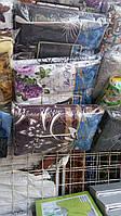 Полуторный комплект постельного белья из байки