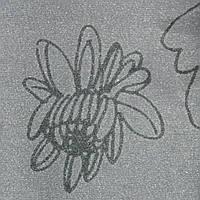 Рулонные шторы Ткань Сатин Серый