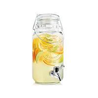 Диспенсер для лимонада 3,5 л с ручкой