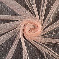 Сетка мушка мелкая персиковая, ш.155 (14341.003)