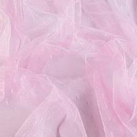Сетка мушка мелкая розовая, ш.160 (14341.006)