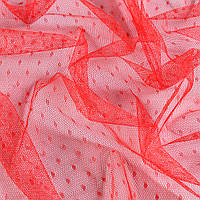 Сетка мушка мелкая красная, ш.158 (14341.007)