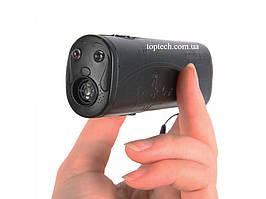 Электронный ультразвуковой отпугиватель собак c фонариком AD-100 black