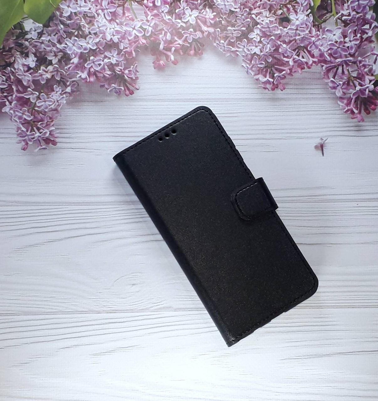 Чехол - книжка (с визитницей) для Samsung A9 (18), Black