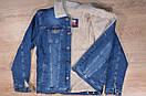 RED MOON куртка джинсовая мужская  (S-XL/4шт.) (XL-4XL/4шт.) Осень-Зима 2019, фото 2