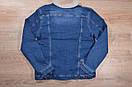 RED MOON куртка джинсовая мужская  (S-XL/4шт.) (XL-4XL/4шт.) Осень-Зима 2019, фото 3