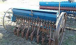 Сеялка зерновая на минитрактор 1,7 м б/у Польша, фото 2