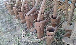 Сеялка зерновая на минитрактор 1,7 м б/у Польша, фото 3