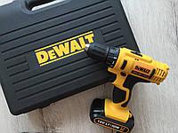 ✔️ Шуруповерт DeWalt - DCD776  ( 18V, 2а.ч) Реверс