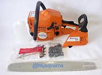 Бензопила  Husqvarna 137  (шина 45 см, 4.2 кВт) Цепная пила Бензопилка  Husqvarna 137