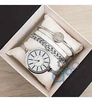 Женские Часы Anna Klein + 3 (три) БРАСЛЕТА в Коробке Жіночий годинник,  Гарантия, фото 3