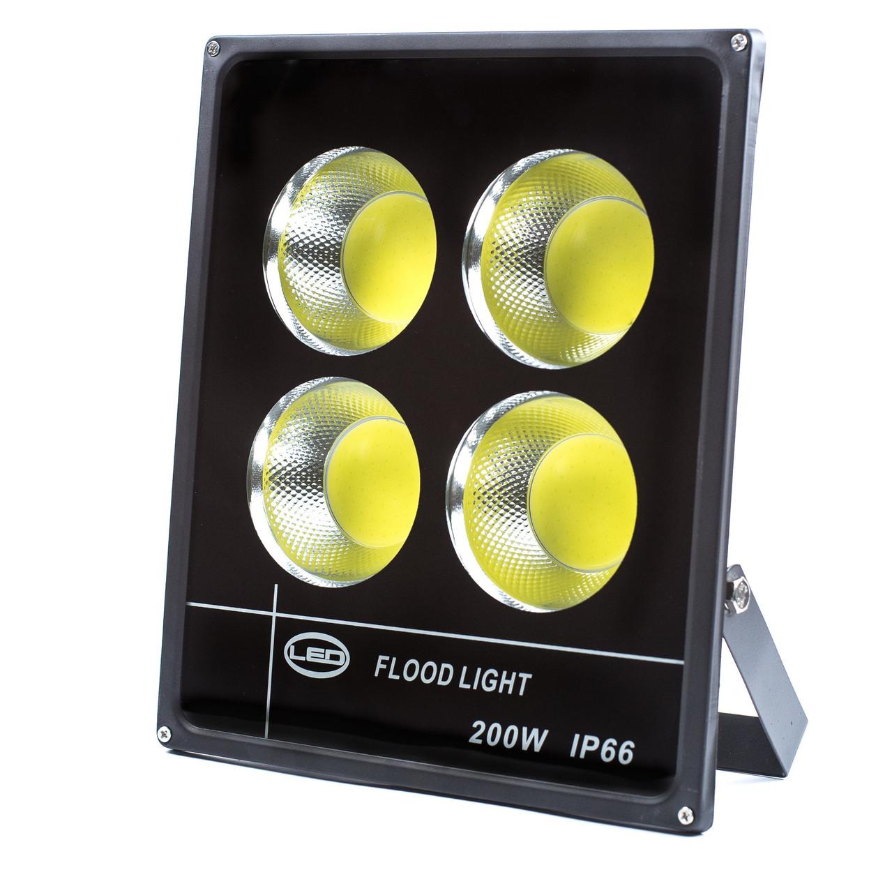 Светодиодный LED прожектор промышленный SUNGI 200W