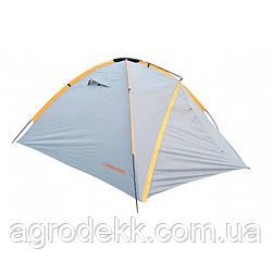Палатка 3-местная двухслойная  Treker MAT-134