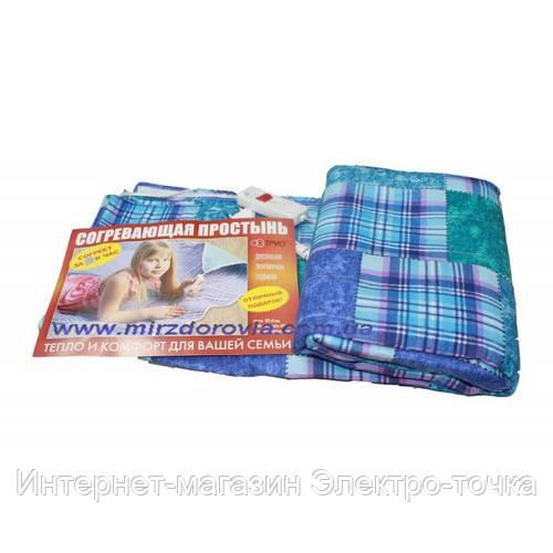 Электроматрас 150 х 120 см (2-спальный) TРИО