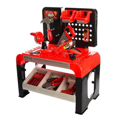Набор инструментов детский 8012 46 деталей в наборе