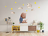Детские  наклейки на стену Сказка, фото 4