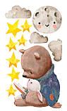 Детские  наклейки на стену Сказка, фото 2