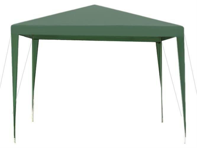 Садовый павильон, тент, шатер 3*3 складний зел 7910