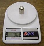 Весы кухонные Domotec TyT, фото 4