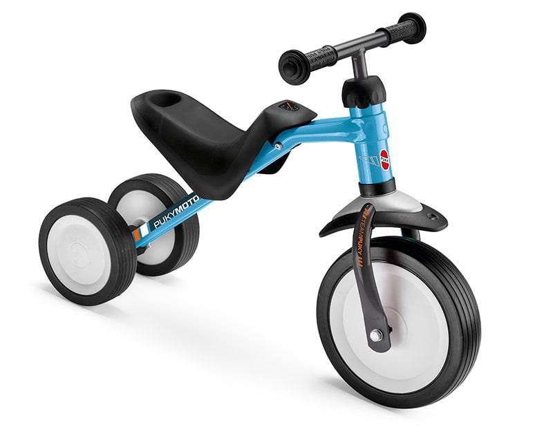 Беговел-каталка Puky moto голубой (Blue)