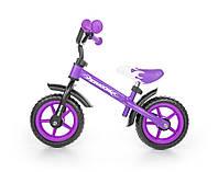 Беговел детский milly mally Dragon (фиолетовый(Violet))